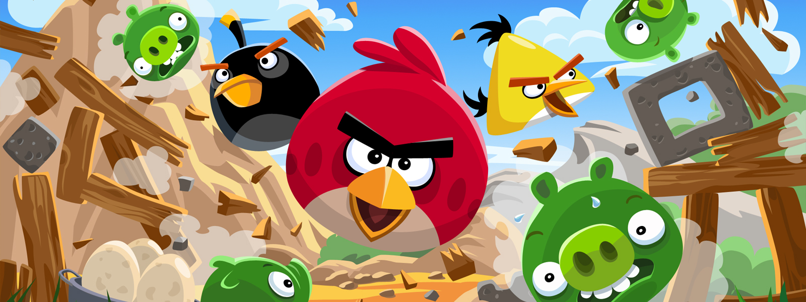 Angry Birds Trilogy Review IGN