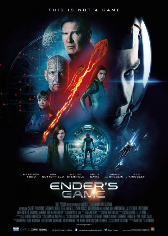 New Images From Enders Game IGN