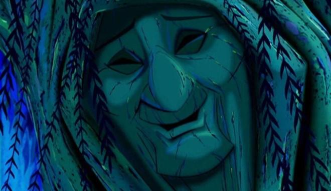 pocahontas-willow The 10 Greatest Movie Trees | IGN