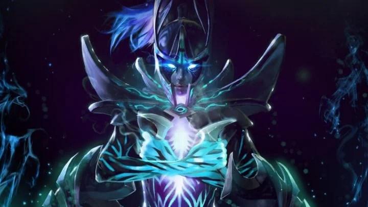 Meet Dota 2s Newest Hero Oracle IGN
