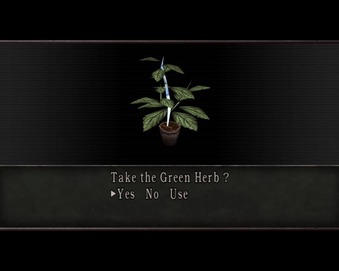 Resident Evil Herbs Officially Released