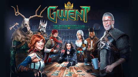 Gwent: The Witcher Card Game Missfitting
