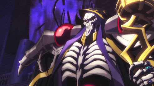 8 Anime to Watch if You Love Video Games   IGN Overlord anime teaser 009