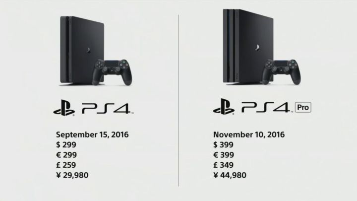 Playstation 4 Pro Announced Sick Empire