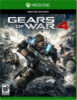 Daily Deals  Gears of War 4  Xbox One S With 7 Games  Xbox One Hard     gears of war 4 xbox one
