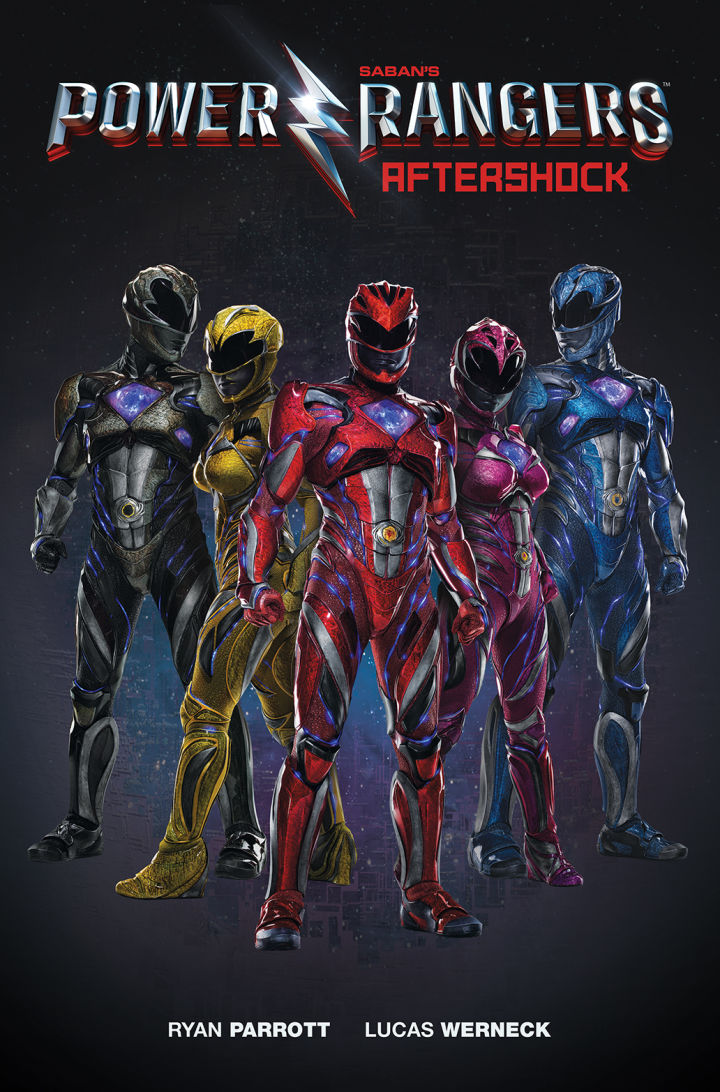Power Rangers Movie Already Has A Graphic Novel Sequel
