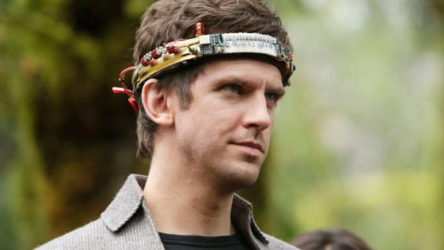 Dan Stevens plays David Haller in Legion
