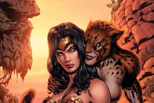 DC's Cheetah: Wonder Woman 1984's Kristen Wiig Character Explained 2