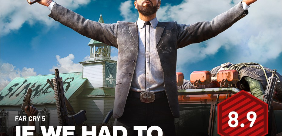Far Cry 5 Review In Progress Gameup24