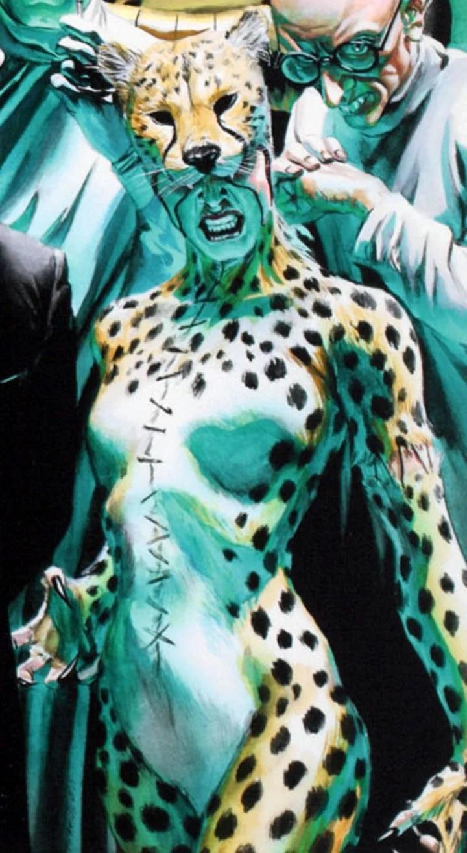 La versión Priscilla Rich de Cheetah.