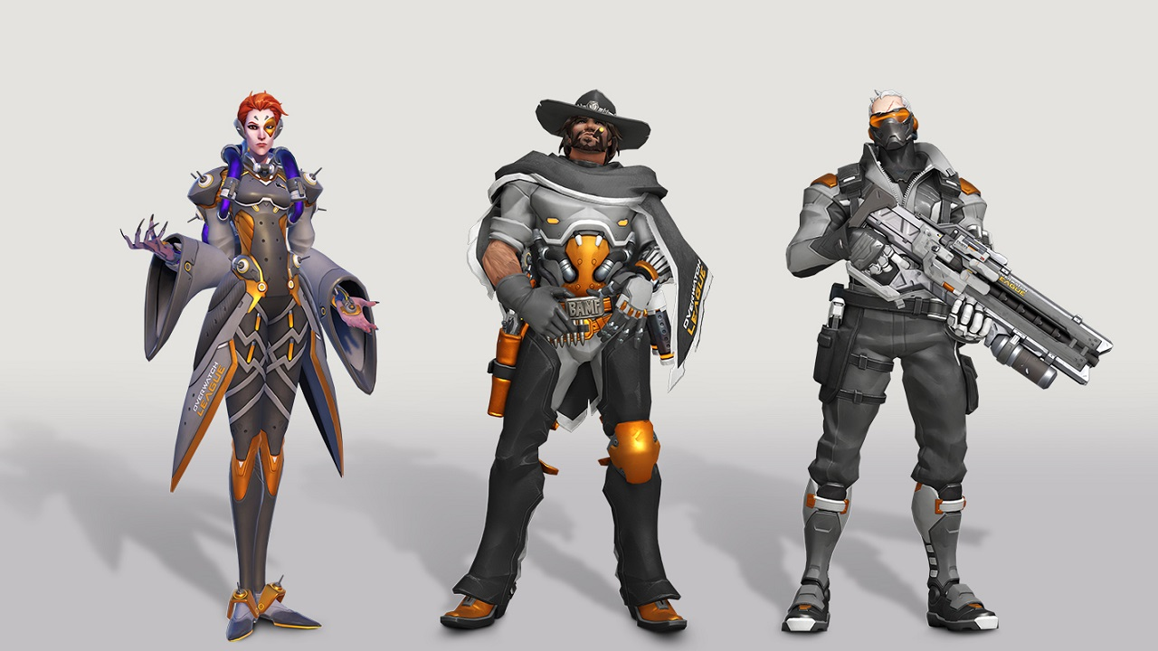 Overwatch League All Access Pass Includes Twitch Emotes