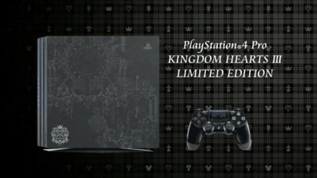 KH3 PS4 Pro