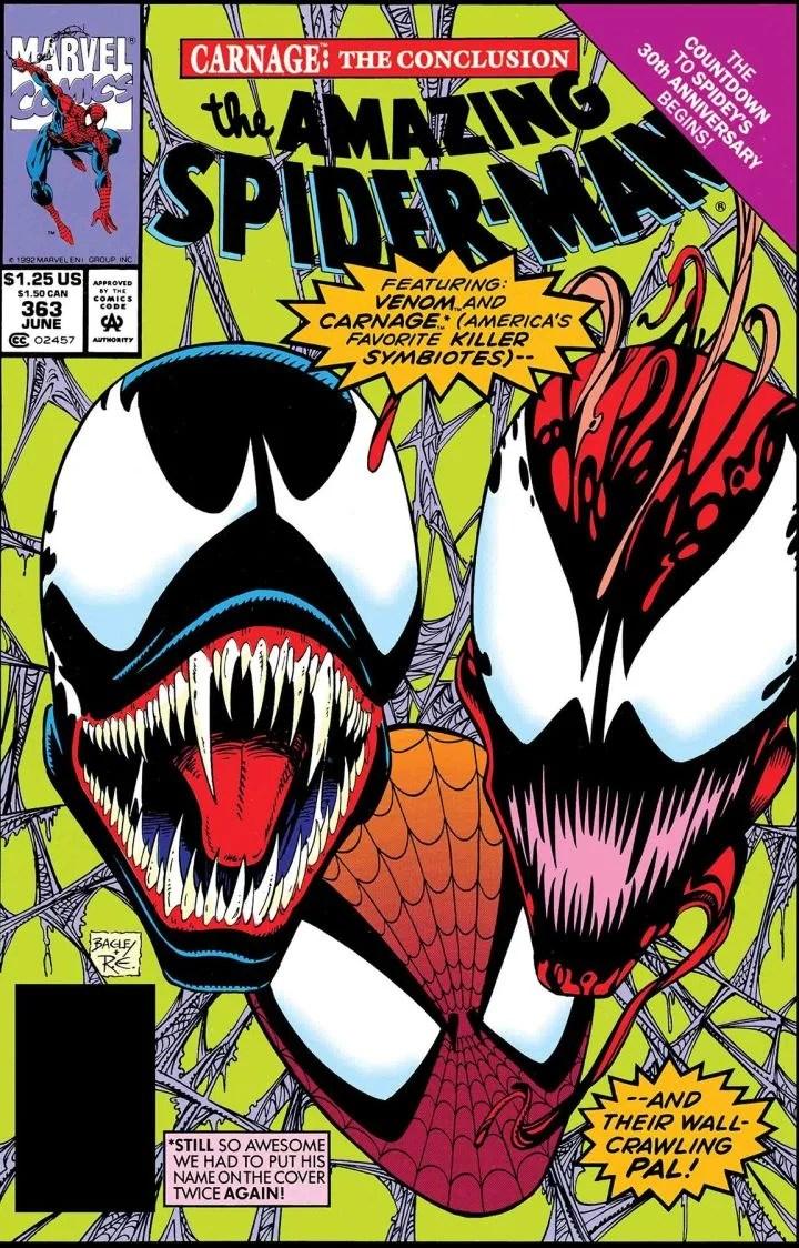 Venom Carnage 1