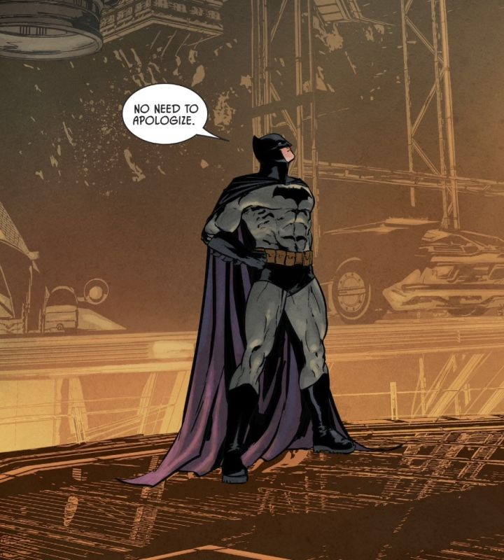 Art by Mikel Janin. (DC Entertainment)