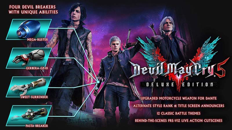 devil may cry 5 here s what comes in