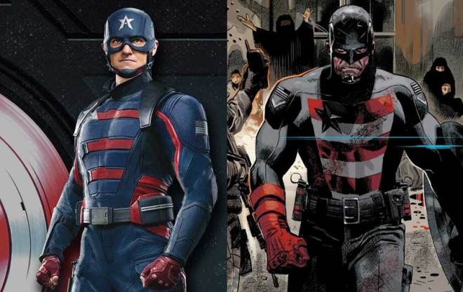 john-walker-us-agent-falcon-winter-soldier-comparison The History of The Falcon and the Winter Soldier's John Walker | IGN