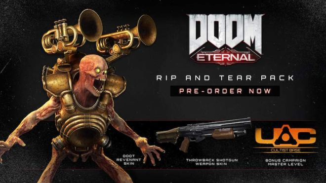doom-eternal-preorder-bonus Preorder Doom Eternal for $49.94 on PS4, Xbox One, and PC | IGN