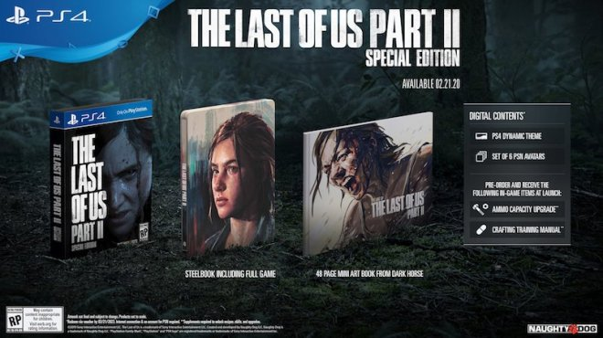 last-of-us-part-2-special-edition The Last of Us Part 2 Ellie Edition Will Restock February 13 | IGN