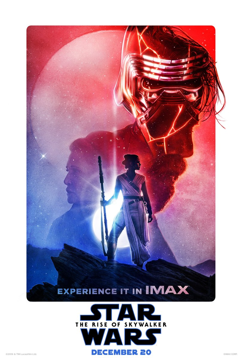 new star wars rise of skywalker poster
