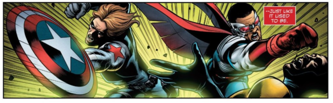 sam-wilson-falcon-bucky-winter-soldier-captain-america The Falcon's Time as Captain America Explained   IGN