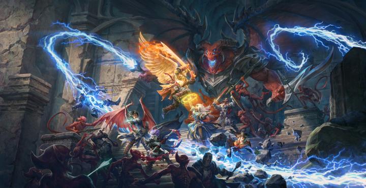 Pathfinder: Kingmaker Dev anuncia nuevo juego en serie 10