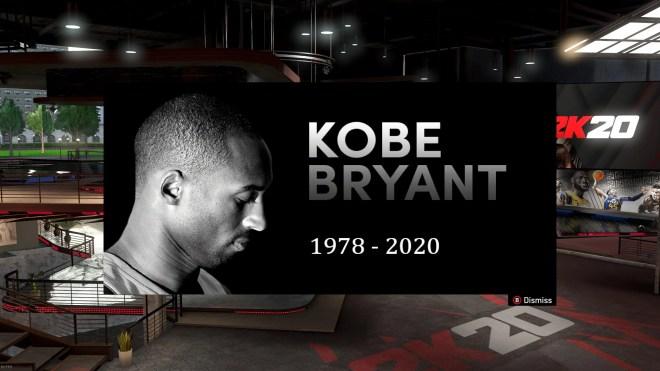 nba_2k20_kobe_tribute NBA 2K20 Commemorates Kobe Bryant With In-Game Tribute | IGN