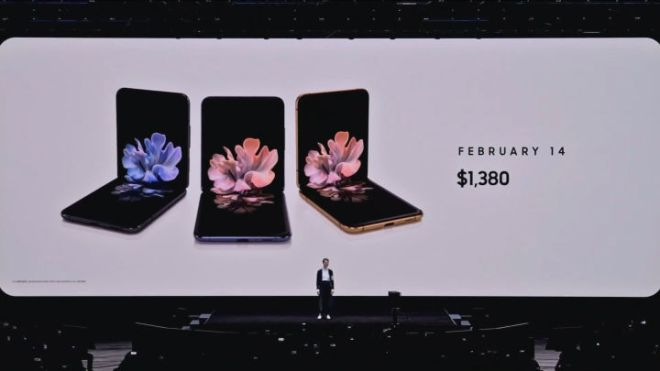 Screen-Shot-2020-02-11-at-2.10.40-PM-720x405 Samsung Introduces the Galaxy Z Flip Foldable Phone | IGN