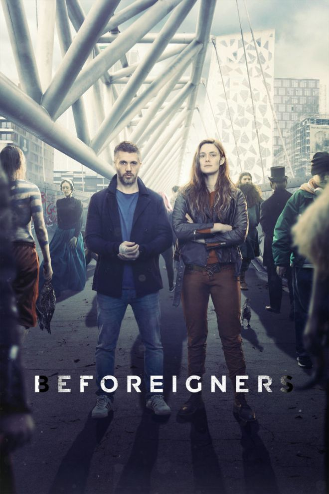 beforeigners-trailer-poster-720x1080 HBO's New Sci-Fi Series Looks Like Vikings Meets The 4400   IGN