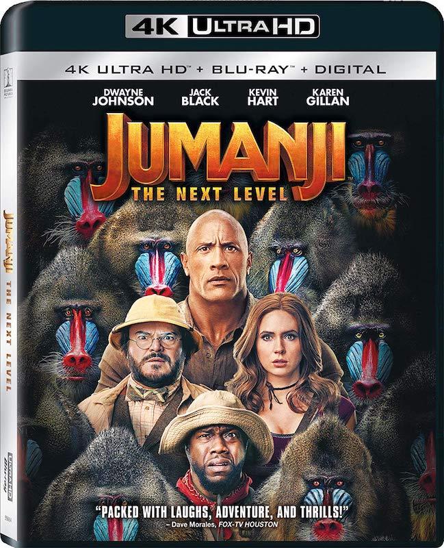 jumanji-the-next-level-4k-uhd Jumanji: The Next Level Retailer-Exclusive Editions Detailed   IGN