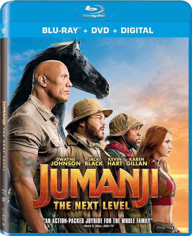 jumanji-the-next-level-blu-ray Jumanji: The Next Level Retailer-Exclusive Editions Detailed   IGN