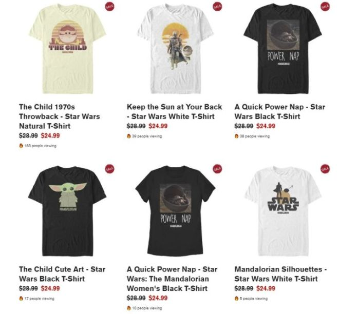 YodaSale-720x668 Baby Yoda Shirts Are On Sale Now at the IGN Store   IGN