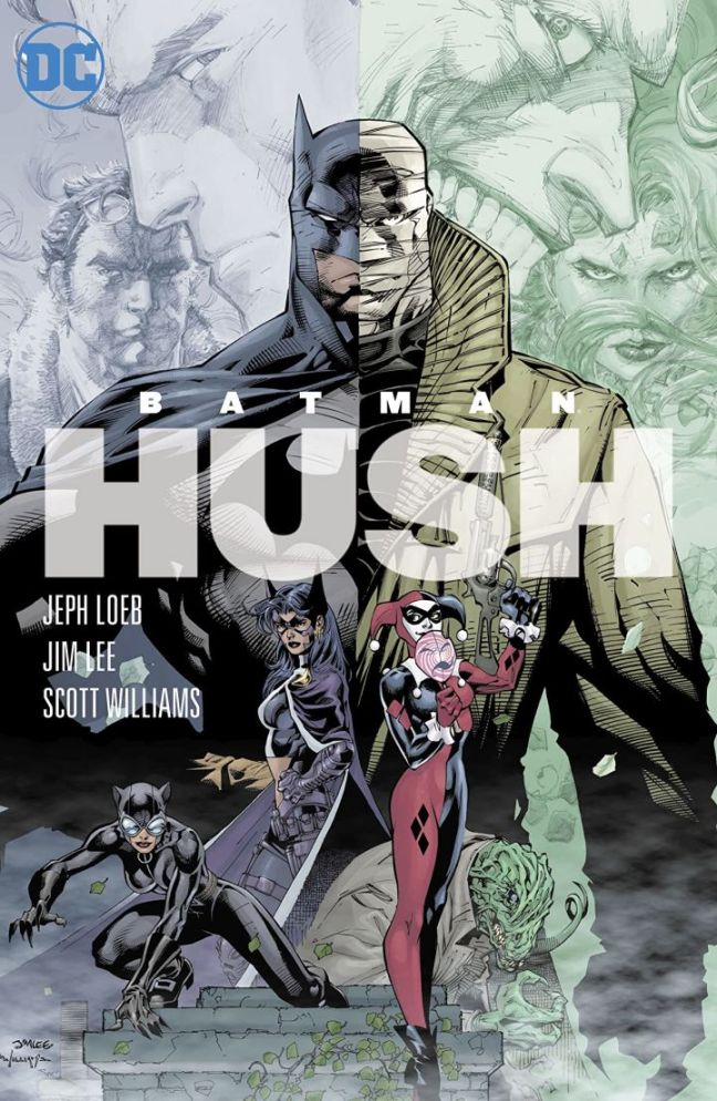 batman-hush-720x1104 25 Best Bingeable Comics on ComiXology Unlimited | IGN