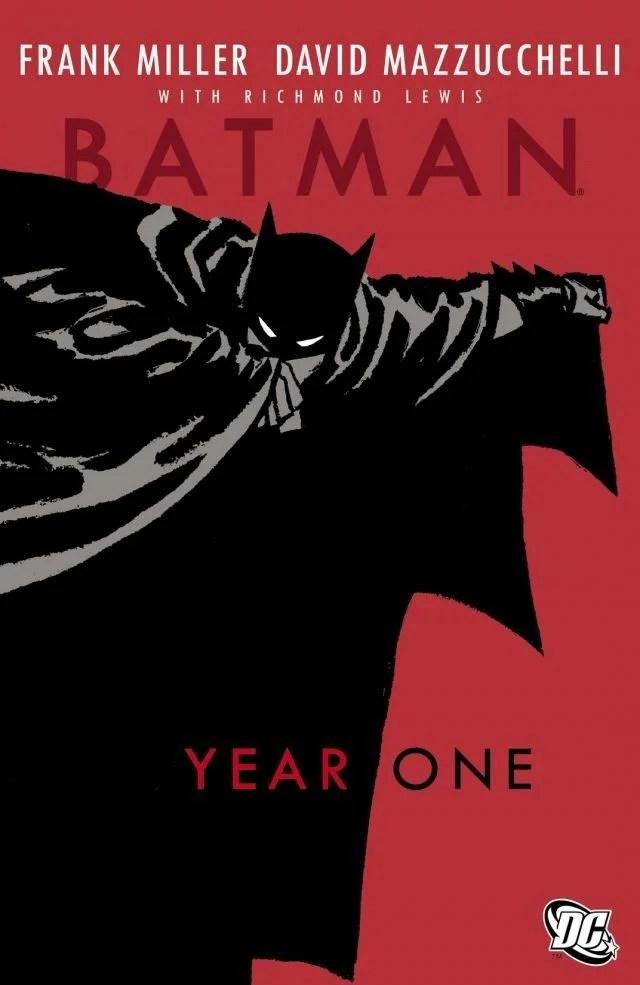 batman-yearone 25 Best Bingeable Comics on ComiXology Unlimited | IGN