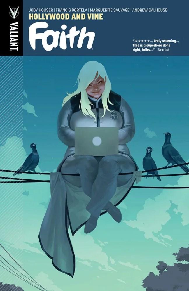 faith-comic-720x1107 25 Best Bingeable Comics on ComiXology Unlimited | IGN
