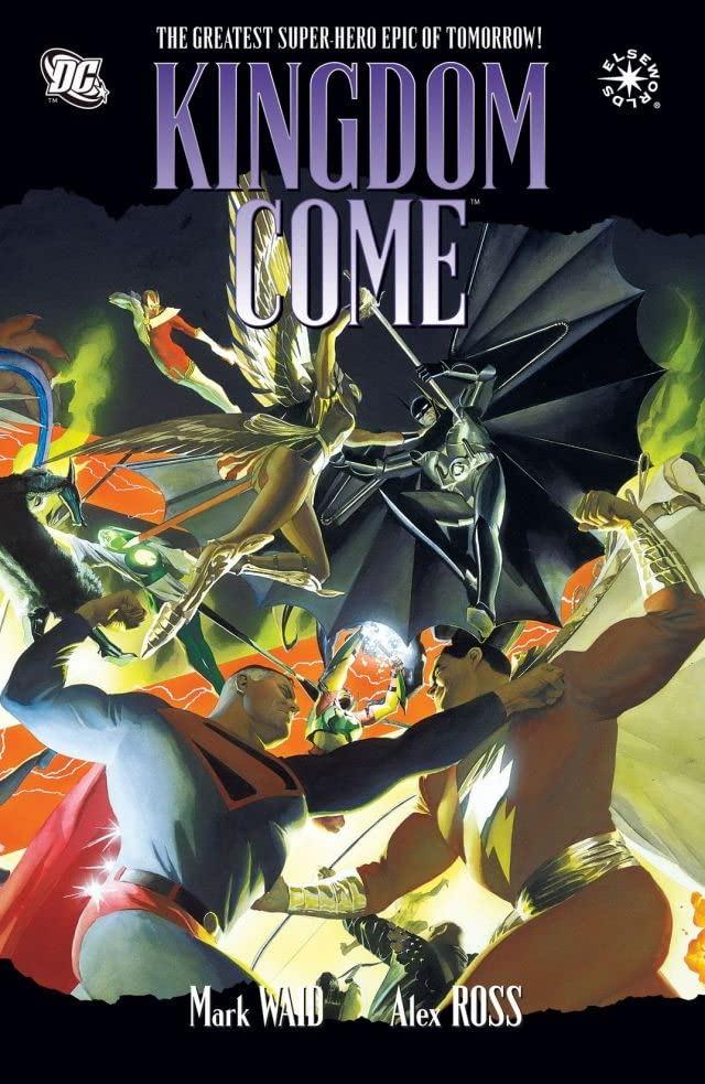 kingdom-come 25 Best Bingeable Comics on ComiXology Unlimited | IGN