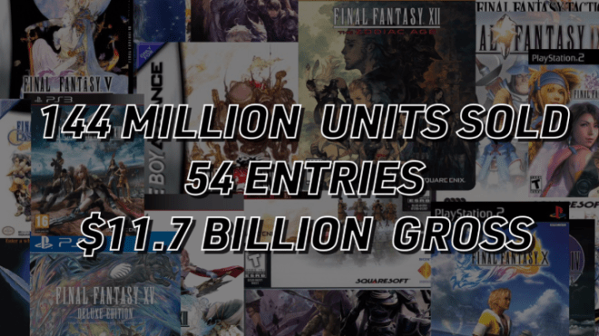 Sales-720x405 Why Final Fantasy is the Biggest RPG Series of All Time | IGN