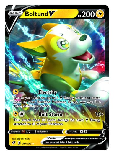 Weirdest Pokemon From Sword and Shield Get Crazy Cards 8