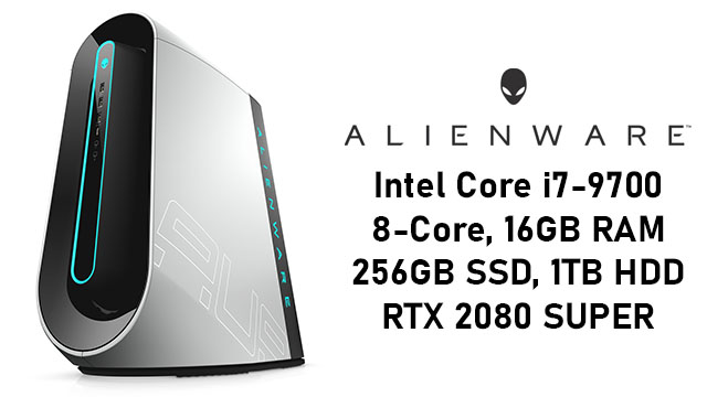 alienwareaurorar9 Deals: Get an Alienware RTX 2080 PC and Pick Your Own Upgrades for Cheap   IGN