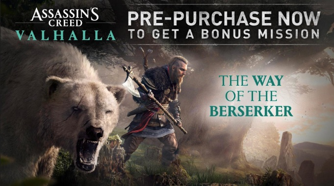 assassins-creed-valhalla-preorder-bonus