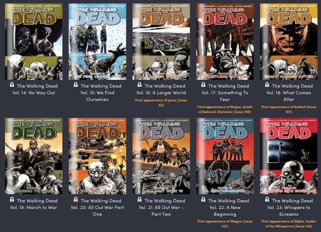 walking-dead-humble-bundle-tier-3 Last Chance: Get the Entire Walking Dead Comic Series for $18 | IGN
