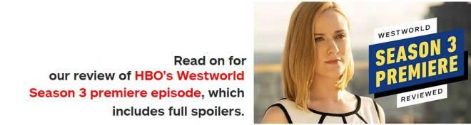 westworld-season3-premiere-review HBO's Westworld Season 3 Guide   IGN