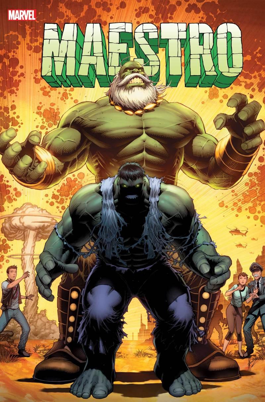 Maestro Hulk Returns: Marvel Finally Reveals This Villain's Origin ...