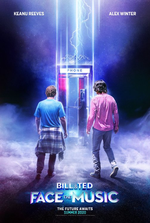 Bill and Ted 3 Poster Revealed - IGN