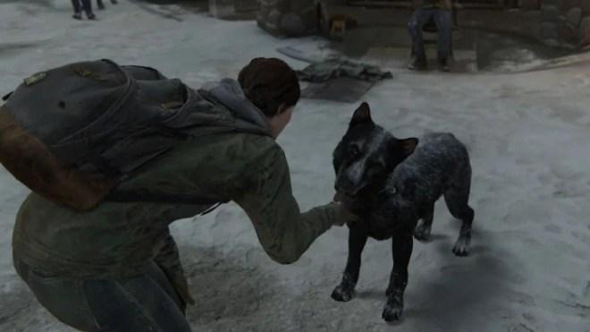 Dog-Pet-720x405 The Last of Us Part 2: 14 Brilliant Little Details | IGN