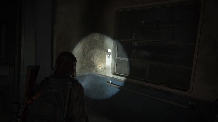 TLOU Tunnel Artifact1 Loc