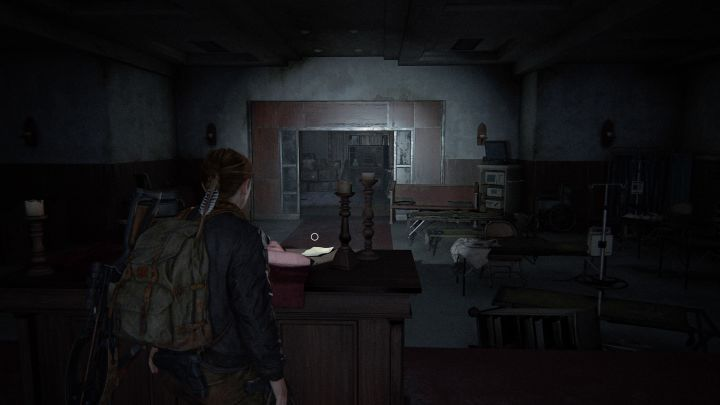 TLOU Zero Artifact2Loc