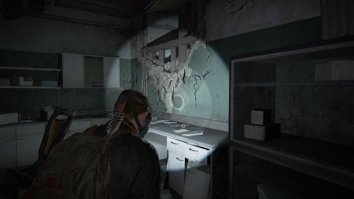 TLOU Zero Artifact5Loc