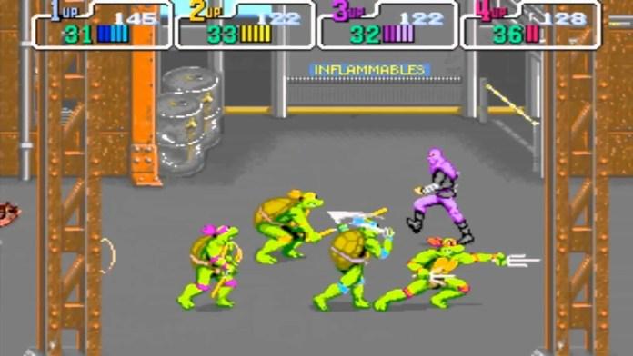 1990 - Arcade Game