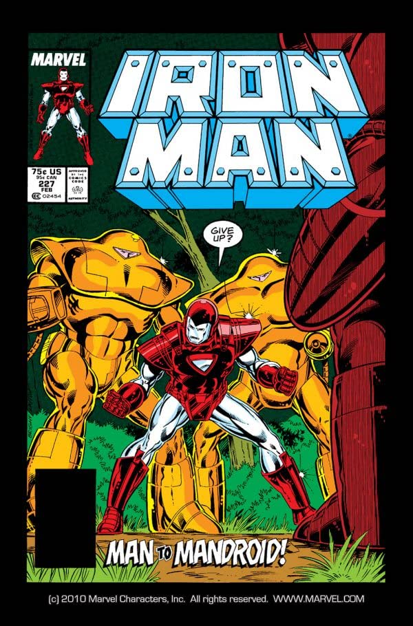 ICO000217._SX1280_QL80_TTD_ Iron Man VR: The Marvel Comics That Inspired the Game | IGN