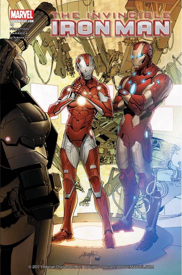 JUN100598._SX1280_QL80_TTD_ Iron Man VR: The Marvel Comics That Inspired the Game | IGN